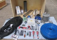 Pump kit, Solar, Submersible, 4""